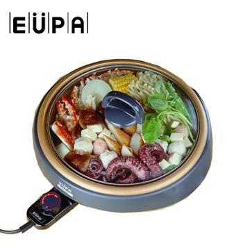 【福利品】EUPA 3公升多功能電火鍋