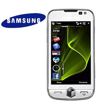SAMSUNG i8000(簡配)/白色智慧型行動電話(i8000(簡配)/白色)