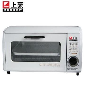 【展示機】上豪 6公升電烤箱(OV-0630)