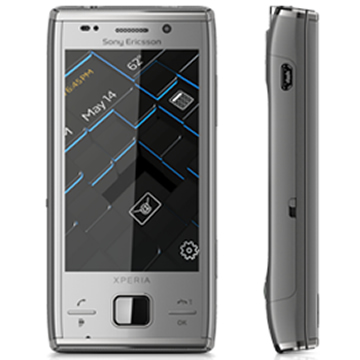 SonyEricsson X2 3.5G智慧型手機(簡配)-銀色(X2(簡配)/銀色)
