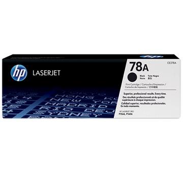 HP 78A 黑色原廠碳粉匣
