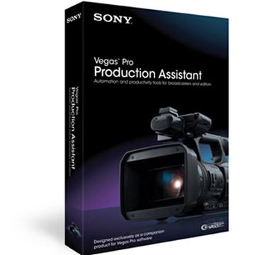 SONY Vegas Pro Production(英文版)(SVPA1000)