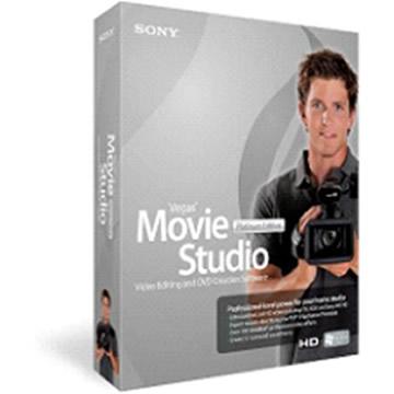 SONY Vegas Movie Stuidio 9 Edition英文版(SPVMS9000)