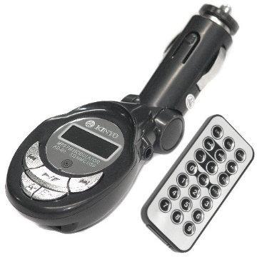 KINYO車用FM無線音源轉換器(AD-80)