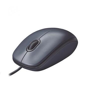 羅技M90有線滑鼠-USB 910-001796