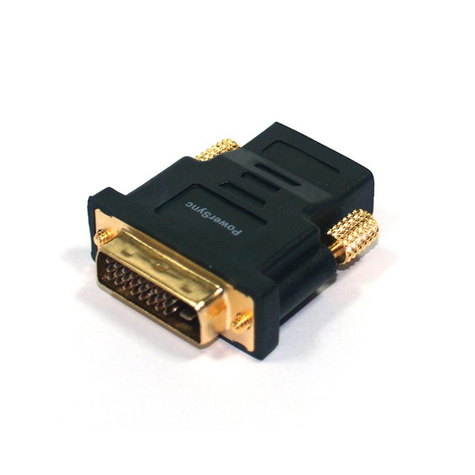 群加 DVI轉VGA 轉接頭(DV24VGK-P)