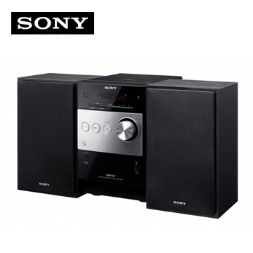 【福利品】 Sony USB/MP3組合音響 CMT-FX200(CMT-FX200)