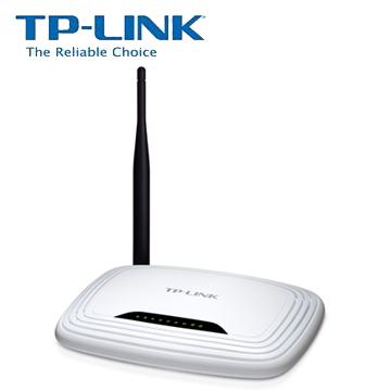 TP-LINK 150M 11N 無線寬頻分享器TL-WR740N