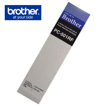 BROTHER575專用轉寫帶PC-501RF(1入裝)(福利品)(PC-501RF(1入))