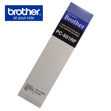 BROTHER575專用轉寫帶PC-501RF(1入裝)(福利品)