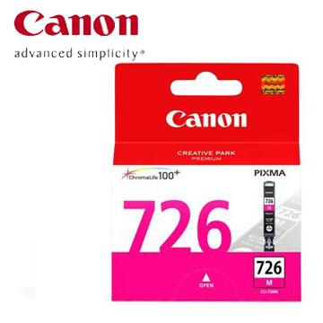 CANON 726紅色墨水(CLI-726M)