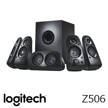 羅技 Z506 5.1 聲道 音箱系統