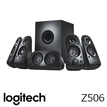 羅技 Logitech Z506 5.1 聲道音箱喇叭系統
