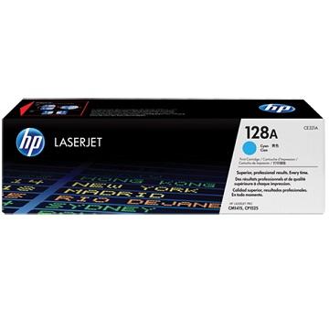 HP Pro CP1525/CM1415藍色碳粉匣(CE321A)