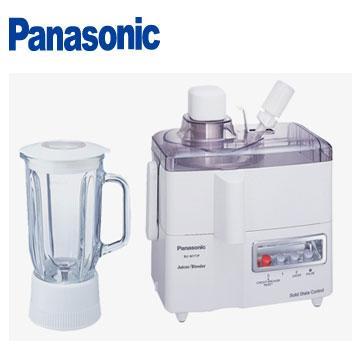 Panasonic 果汁榨汁兩用機(MJ-M171P)