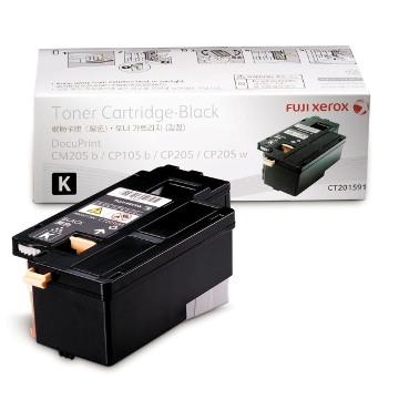 FujiXerox CP105/CP205/CM205黑色碳粉(TNFXCT201591)