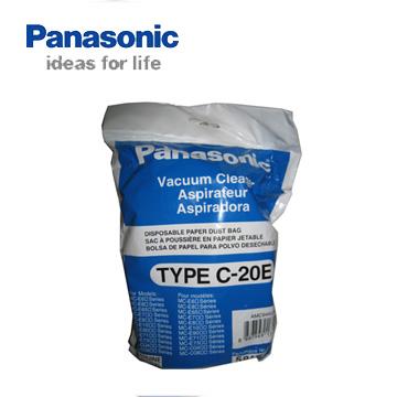 Panasonic  吸塵器紙袋 TYPE-C-20E(TYPE-C-20E)