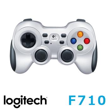 羅技 無線遊戲控制器F710(940-000127)
