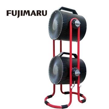 【福利品】Fujimaru 雙渦輪循環扇