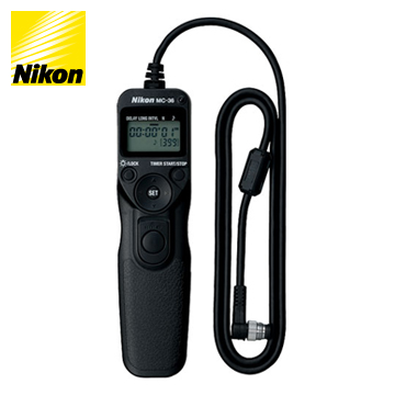 Nikon Remote Cord MC-36 原廠電子快門線 公司貨