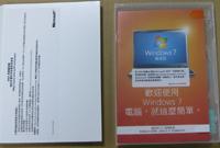 Windows7 專業中文隨機版32Bit DVD SP1(C-Win7 Pro SP1 32B/D)