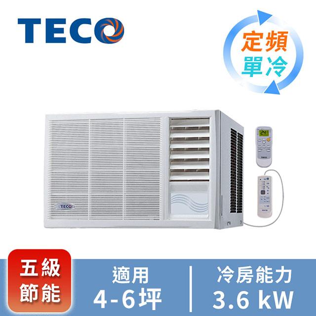 TECO窗型單冷空調 MW32FR1