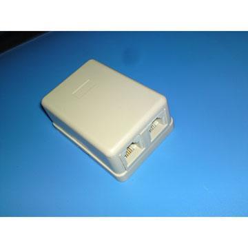 MIPA 美式4芯電話接線盒CY-TA021(CY-TA021)