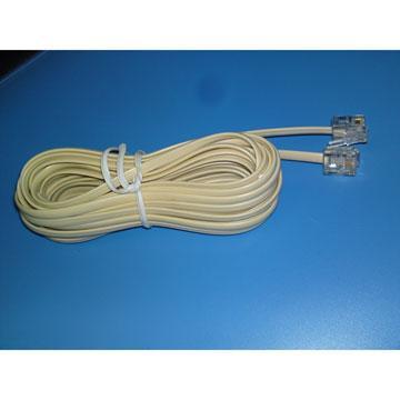 MIPA 美式4芯電話連接線CY-TA029(CY-TA029)
