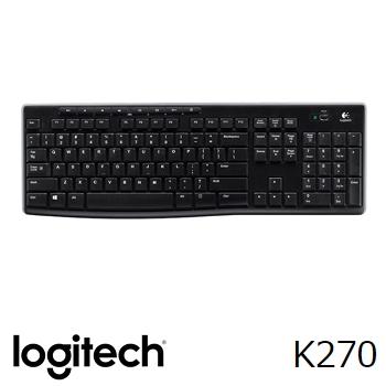 羅技 K270無線鍵盤