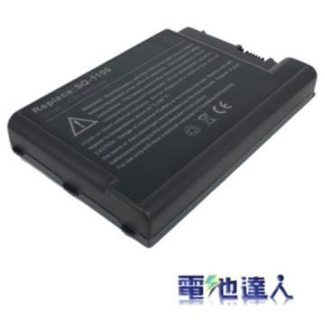 電池達人acer筆電用電池(黑)(ac0021)