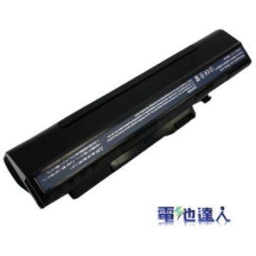 電池達人acer筆電用電池(黑)(ac0044)