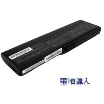 電池達人Asus筆電用電池(黑)(as0034)