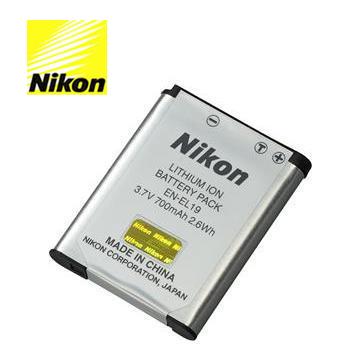 NIKON EN-EL19 原廠鋰電池(EN-EL19)