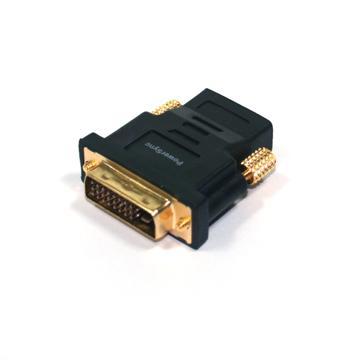 群加 DVI對HDMI 轉接頭(DV24HDK)