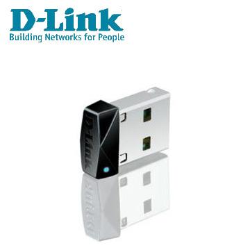 D-Link 超迷你150M 無線網路卡(DWA-121)