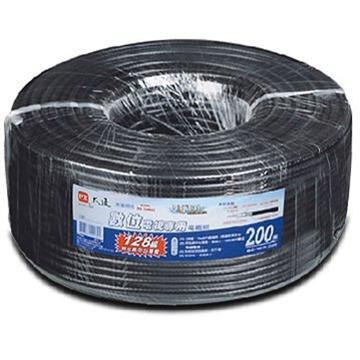 大通128編織數位電視專用電纜線(5C-200M)