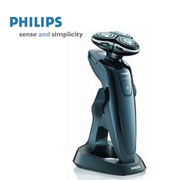 【展示機】飛利浦極速水洗3D超智慧三刀頭電鬍刀(RQ1250)