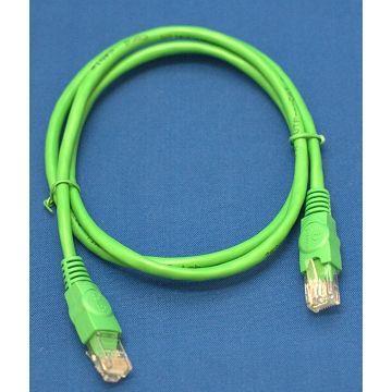 R-driver CAT5E 網路線-1M(綠)(RLNE-C5E1GR)