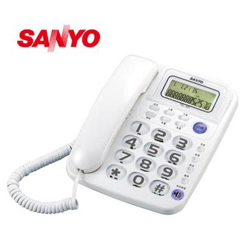 三洋來電顯示有線電話TEL-991(TEL-991)