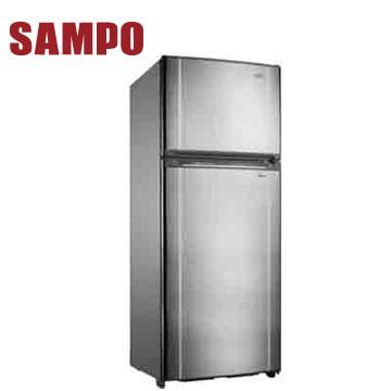 SAMPO聲寶580公升變頻雙門電冰箱(SR-K58D(S3))