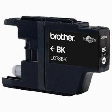 Brother LC-73BK黑色墨水匣(LC-73BK)