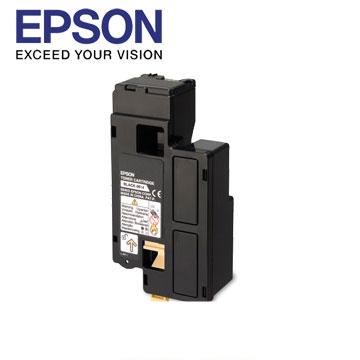 EPSON C17系列黑色碳粉匣(C13S050614)