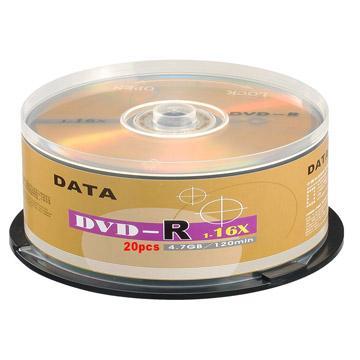 DATA 16X DVD-R/20片桶裝(OT-MDD024)