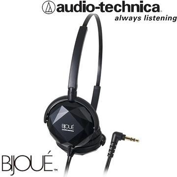 audio-technica ATH-FW33(黑)小頭戴式耳機(ATH-FW33(BK))