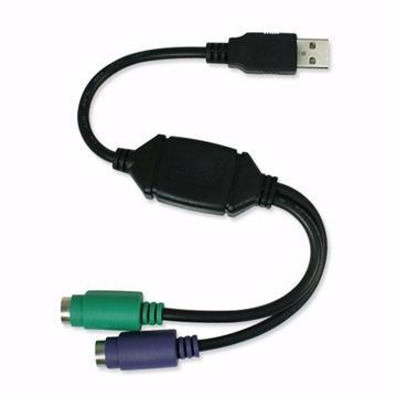 MAGIC USB對PS2 轉接線