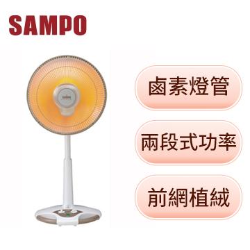 聲寶14吋負離子紅外線電暖器(HX-FD14F)
