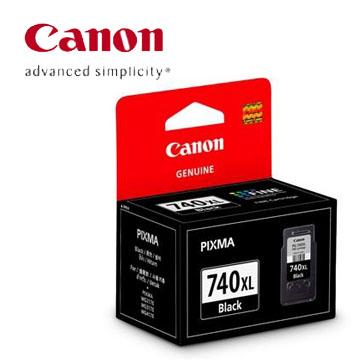 CANON 740XL 高容量黑色墨水匣
