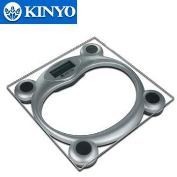 KINYO電子體重計(DS-6578)