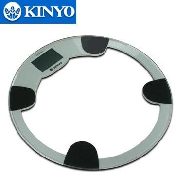 KINYO電子式體重計(DS-6580)
