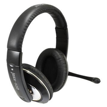 Intopic 头戴式耳机麦克风(JAZZ-520)